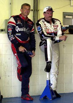 Dale Earnhardt Sr. & Dale Jarrett