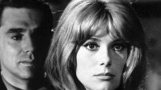 Roger Vadim's 1963 film is an almost abstract, self-parodic vision of decadence. Catherine Deneuve, Annie, Paris 13eme, Robert Hossein, Romain Gary, Luis Bunuel, Blind Girl, French Films, French Actress