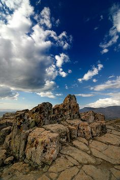 Ancient Megalithic Observatory Kokino, Macedonia http://www.travelbrochures.org/196/europa/plan-a-trip-to-macedonia