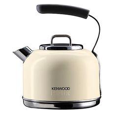 Buy Kenwood kMix SKM032 Kettle, Almond Online at johnlewis.com