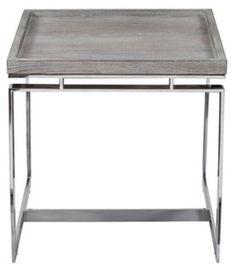 Master bedside: Renata Side Table
