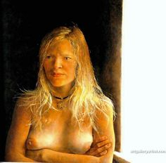 Andrew Wyeth: The Helga Pictures Paintings, Art Pictures