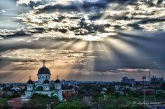 Casin Monastery - Bucharest