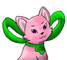 Dan as pink cat for Facesets.