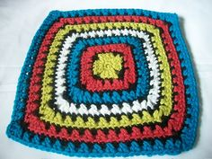 Ravelry: Project Gallery for Maggies Square pattern by Drew Emborsky