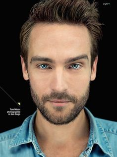 Tom Mison (born 23 July 1982) is an English theatre actor and writer. Description from listal.com. I searched for this on bing.com/images