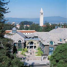 Cronk Gate at Berkeley's Haas School of Business | UC Berkeley ...