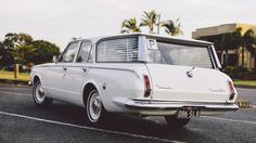 1965' Chrysler Valiant Station Wagon Chrysler Voyager, American Classic Cars, Old Classic Cars, Chrysler Valiant, Plymouth Valiant, Australian Cars, Dodge Chrysler, Cute Images, Station Wagon