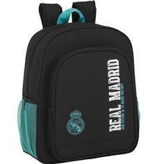 Real Madrid Rugzak zwart 38 cm  #premierleague #voetbal #voetbalkids #laliga #cadeau