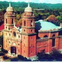 Basilica of Saint Lawrence Asheville NC Blue Ridge Mountains   Blue Ridge National Heritage Area