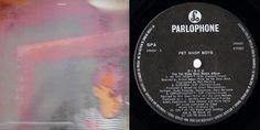 PET SHOP BOYS Disco 1986 PORTUGAL RARE 6TRK VINYL LP 33 ALBUM 2406661 FREE S&H