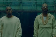 """Juicy J Shares A New Video For His Kanye West Featured Track """"Ballin."""" Less than 24 hours after dropping his new single, Juicy J puts out the music video"""