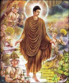 Buddha's last words ~ APPO DEEPO BHAVA -- 'Be a light unto yourself.'