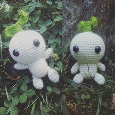 Turnip amigurumi  You can find it in my Etsy shop  https://www.etsy.com/it/shop/RedFoxCreatures?ele=shop_open]