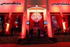 Mandala Night Club  Playa del Carmen