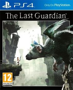 The Last Guardian (Sony PlayStation Video Game Play Stations, Video Game Rental, Video Games, Playstation Games, Ps4 Games, Games 2017, Sony, Pokemon Go, Fantasy World