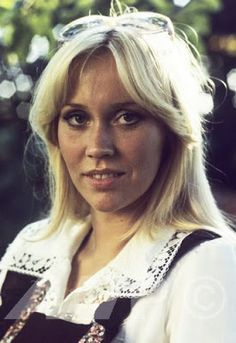Anna in Holland 1975.