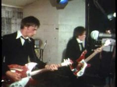 The Jam - In the City - Did not fit the standard punk rock mold, didn't have to.  So cool to listen to this now...