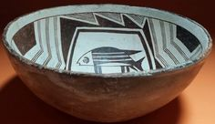 """Mimbres fishes 9.5"""" x 4.5"""" -5"""