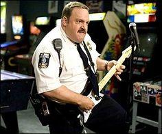 Paul Blart. Mall Cop. So Funny!