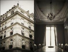 I am ready to go back!  Paris apartment.