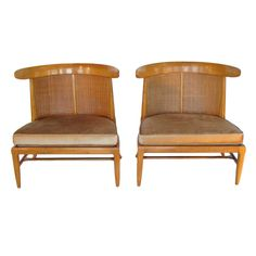 "1stdibs - A Pair of Tomlinson ""Sophisticate"" Slipper Chairs explore items from 1,700  global dealers at 1stdibs.com"