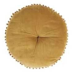 Chandani Velvet Leaf Green Cushion - Cushions - Homewares