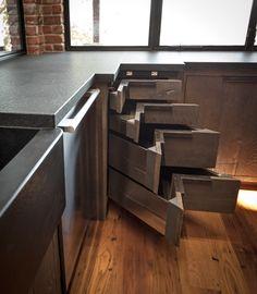 Дизайн кухни | BEN RIDDERING / магазин блог