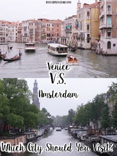 Today I'll be writing about two similar yet very different cities – Amsterdam and Venice. They are both known for their charming canals and dozens of famous attractions. Both cities are extremely popular tourist destinations, and it can be hard to choose which of one of them you should visit (if you must only choose only one!) In this post I will be comparing both cities, and hopefully helping you decide which city to visit – Amsterdam or Venice. I've never seen any posts comparing both of…