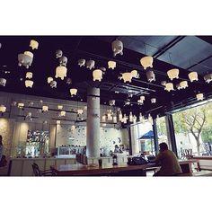 "Cowch Dessert & Cocktail Bar, Brisbane, Australia @chloe_vanillalatte's photo: ""#브리즈번#사우스뱅크#brisbane#southbank#cowch Lovely❤️"""
