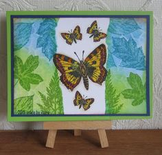 Made by Myra..... with love: Butterflies