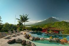 Mountain Paradise Hotel - Costa Rica  Yes please!