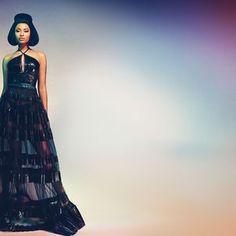 Nicki Minaj Fronts Roberto Cavalli Spring Summer 2015 Campaign | SENATUS