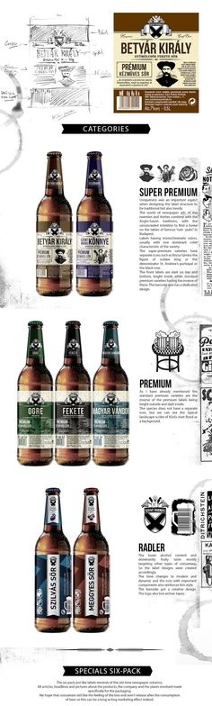 Szent András Beer on Packaging of the World - Creative Package Design Gallery