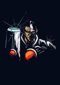 cyborg  Revenge Of The Midnight Arcade