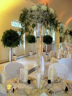 http://www.FLORICA.eu - Tisch- und Pflanzendekorationen für die Hochzeit