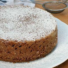 TORTA MORBIDA CAFFE' ricetta facilissima