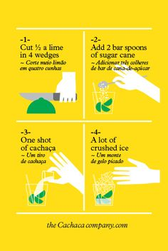 How to make a tight caipirinha!