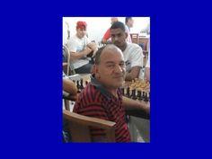 O III Torneio Solidário de Xadrez acontece no dia 13 de agosto. Organização de Álvaro Luiz Avezum (foto)