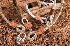 Kabel natur + Kombischloss von Dalman Supply Co.   MONOQI