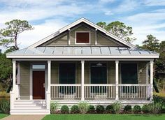 Wilmington, Low Country Elevation. Palm Harbor's Discovery Homes by Nationwide.