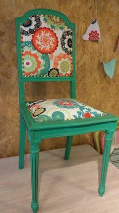 banqueta alta love | happy chic | pinterest | decoupage, stools ... - Muebles De Diseno Vintage