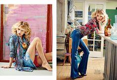 Hilary Blonde: Hailey Baldwin viste las últimas tendencias de moda para L'Officiel Holanda