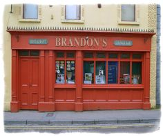 Brandons Ennis - Click pub photo image above to purchase your #Pubs of #Ireland Photo Print with PayPal. You do not need a PayPal account to purchase photo. Pubs of Ireland photos are perfect to display in any sitting room, family room, or den to celebrate a family's Irish heritage. $9.00 (plus $5 shipping & handling in USA)