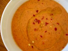 Tomato Basil Soup ~ Raw on $ 10 a Day (or Less!)