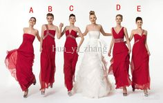 wedding dresses bridesmaid - Pesquisa Google
