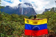 Salto Ángel. Venezuela