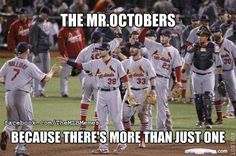 Mr. Octobers! This could be my FAVORITE so far! SO TRUE!