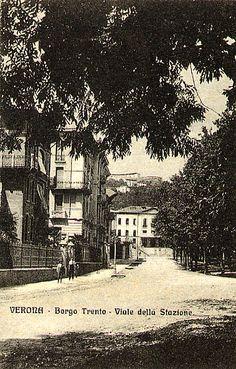 Borgo Trento - Via della Stazione http://goo.gl/KjBc3z