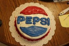 My sister told me about a cake you can make out of diet pepsi. It sounds amazing! Boss Birthday, Birthday Parties, Pepsi Cake, Cola Wars, Peach Ice Tea, Diet Pepsi, Its My Bday, Love Chocolate, Fancy Cakes